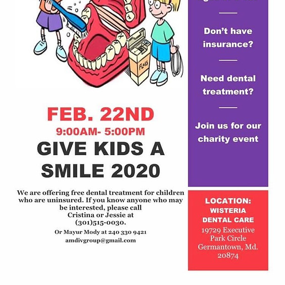Give Kids a Smile 2020
