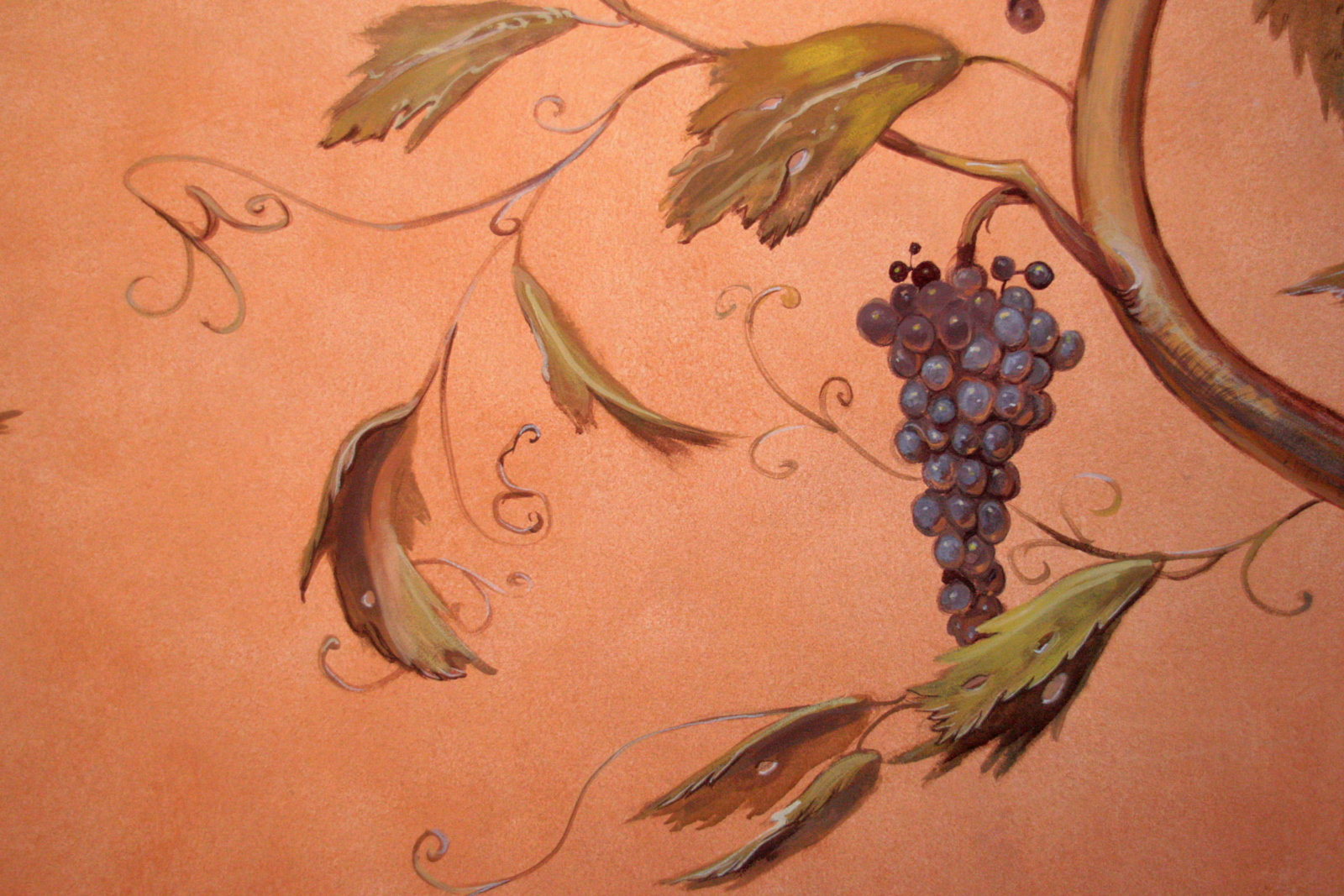 Vineyard (detail)
