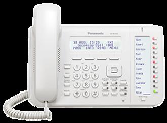 Panasonic KX-NT553 IP Keyset for Huntington Beach