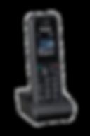 Panasonic KX-TCA385 rugged wireless DECT keyset for use with the Panasonic Digital IP PBX telephone systems