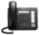 Panasonic KX-NT551 IP keyset for use with the Panasonic Digital IP PBX telephone systems