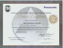Panasonic KX-TDA50 Certified