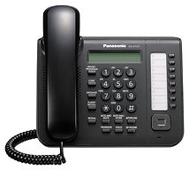 Panasonic KX-DT521 digital keyset for use with the Panasonic Digital IP PBX telephone systems
