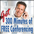 Get high quality conference calling with a free trial