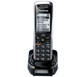 Panasonic KX-TPA50 SIP Handset for the Panasonic KX-TGP500 and KX-TGP550 SIP Telephones