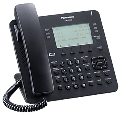 Panasonic KX-NT630 IP Keyset