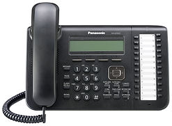 Panasonic KX-DT543 digital keyset for use with the Panasonic Digital IP PBX telephone systems