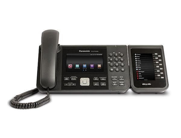 Panasonic KX-UTG300 SIP Telephone and KX-UTA336 Console