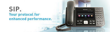 Panasonic SIP Telephones for Hosted VoIP