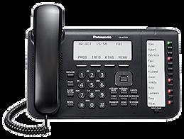 Panasonic KX-NT556 IP keyset for use with the Panasonic Digital IP PBX telephone systems