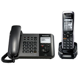 Panasonic KX-TGP550 Cordless SIP Telephone System for Hosted VoIP PBX Systems
