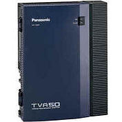 Panasonic KX-TVA50 Voice processing system for voicemail and Automated Attendant on the Panasonic digital telephone systems