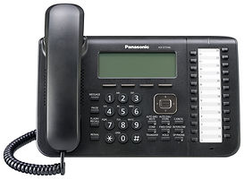 Panasonic KX-DT546 digital keyset for the Panasonic Digital hybrid telephone systems