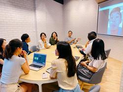 簡報會議空間