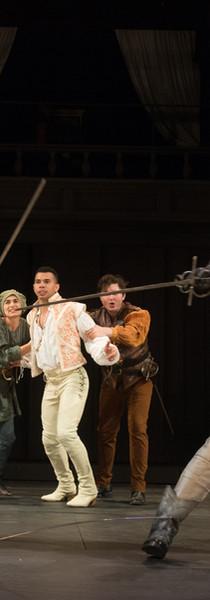 Romeo & Juliet (2018) Oregon Shakespeare Festival