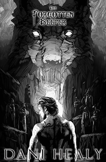 The Forgotten Keeper by Dani Healy; artwork by Jennifer Skemp