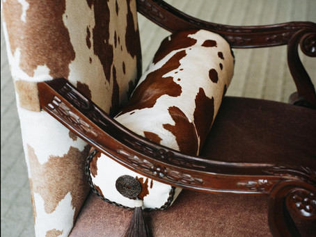Question:  Can you shed some light on buying leather chairs?