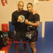 Dwight Corning Muay Thai Grégory Choplin