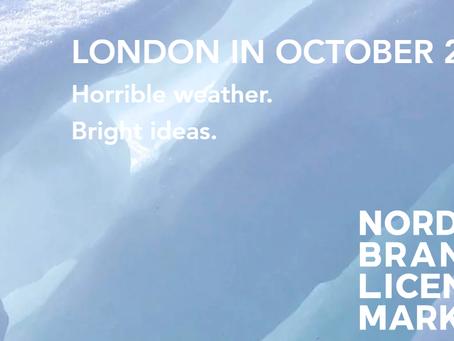 Nordic Brand Licensing Market suuntaa lokakuussa Lontooseen!