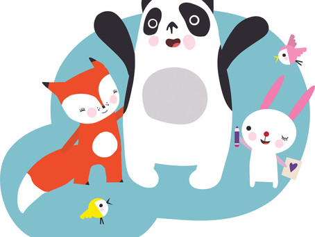 Ferly with Yellow Animation and ATMOSPHERE Media greenlight preschool series MOMOLU AND FRIENDS