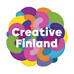 Creative Finland logo.
