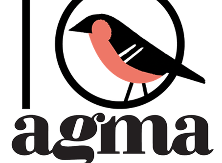 AGMA turns a whopping 10 years this autumn!