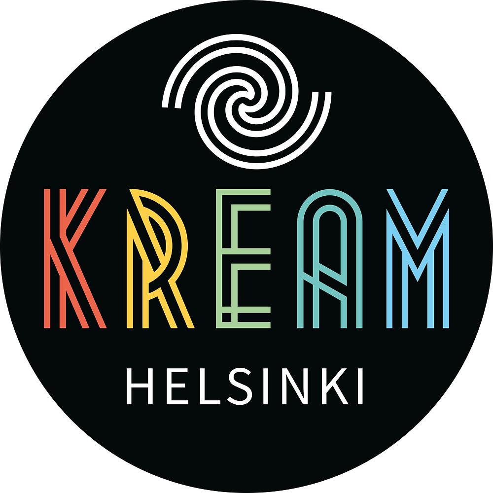 KREAM Helsinki logo
