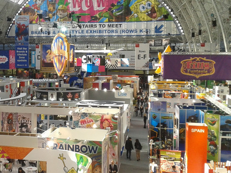 Finnish Licensing agents at Brand Licensing Fair in London