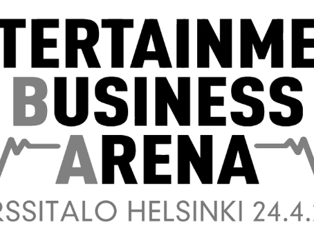 Lisensoinnin teemoja Entertainment Business Arenassa!