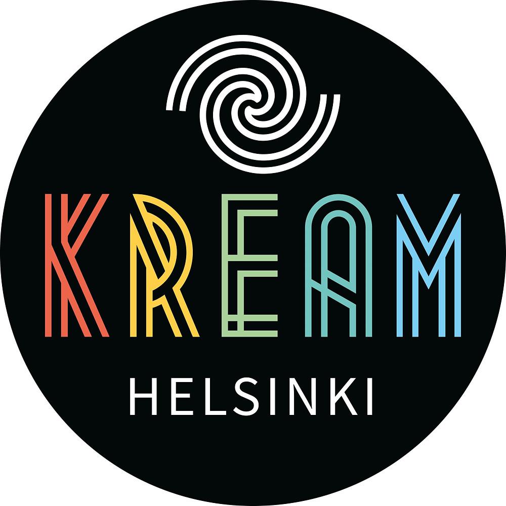KREAM Helsingin logo