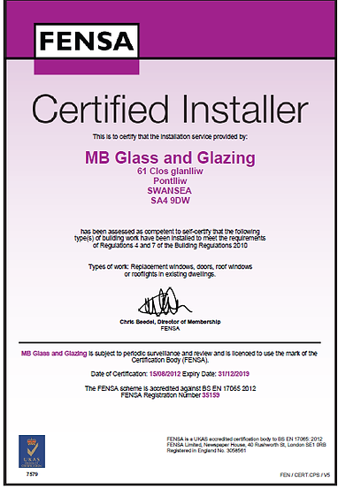 MB Glass & Glazing