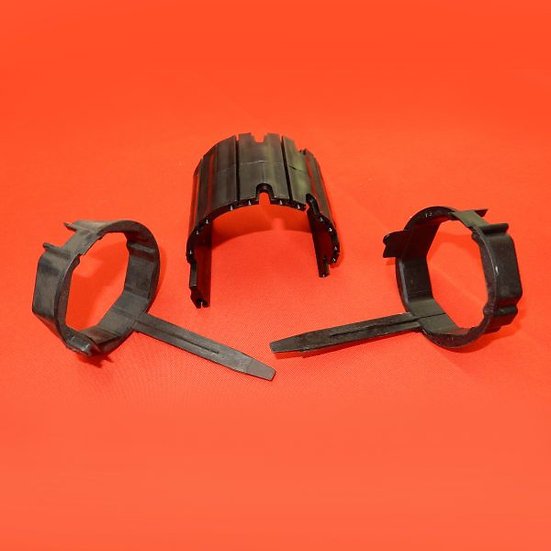EDDP55 & EDDP60 Combined Roller Garage Door Locking Strap Kit with Ring for 60mm