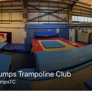 Big jumps Trampoline Club