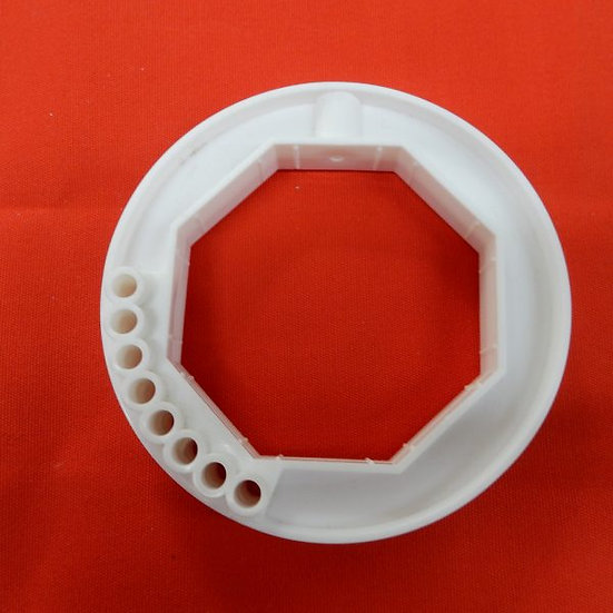 EDAL70 Pair of Rings to Suit 70mm Octagonal Barrel