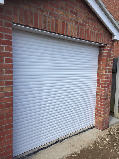 ED55 Classic Compact Electric Remote Control Roller Garage Door