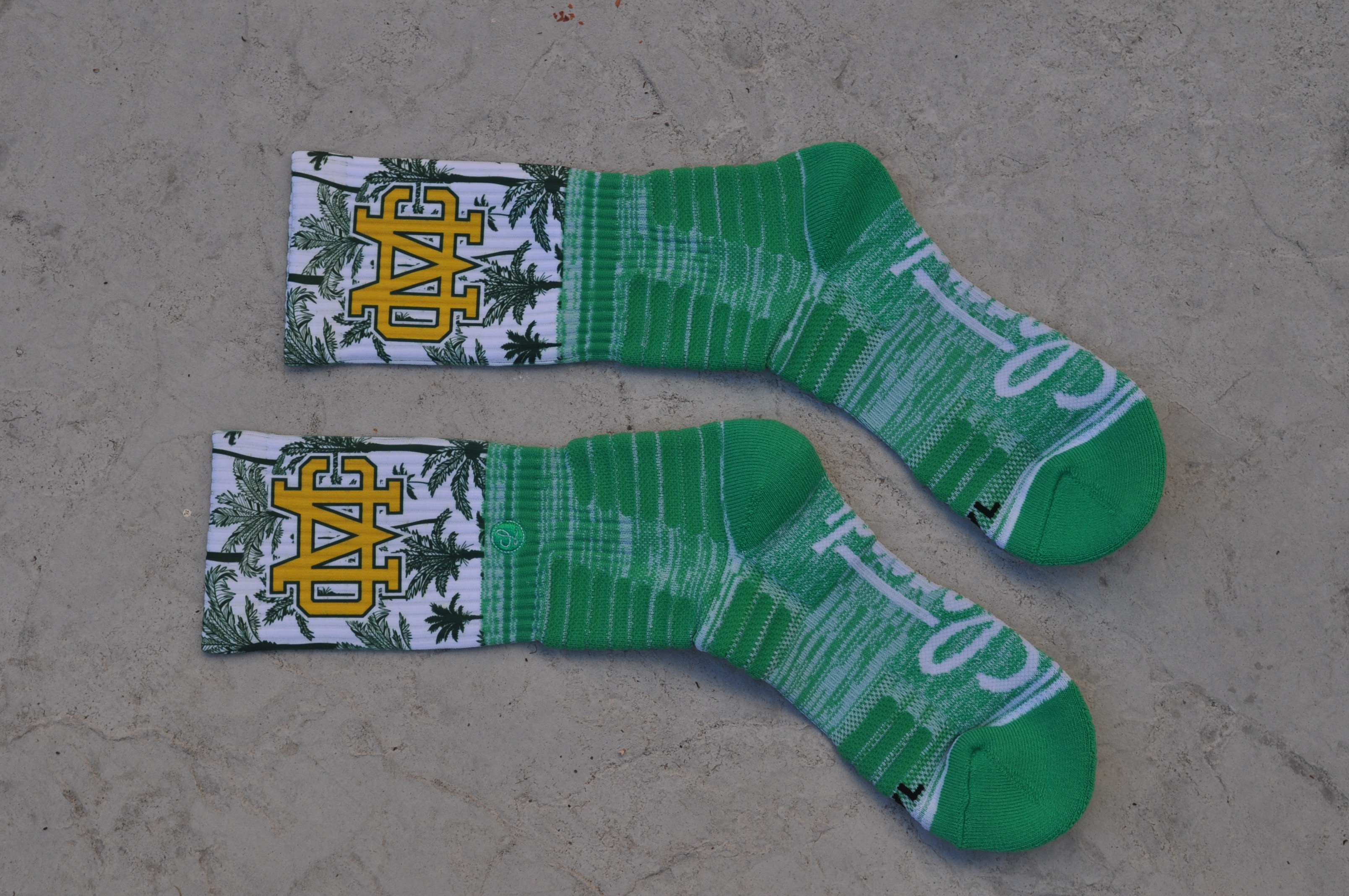 MCGreenSocks