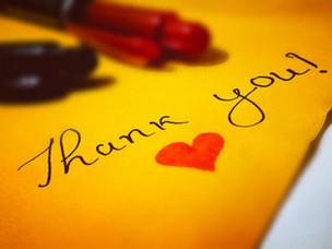 How do you know you are appreciated?