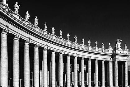 black-and-white-architecture-structure-b