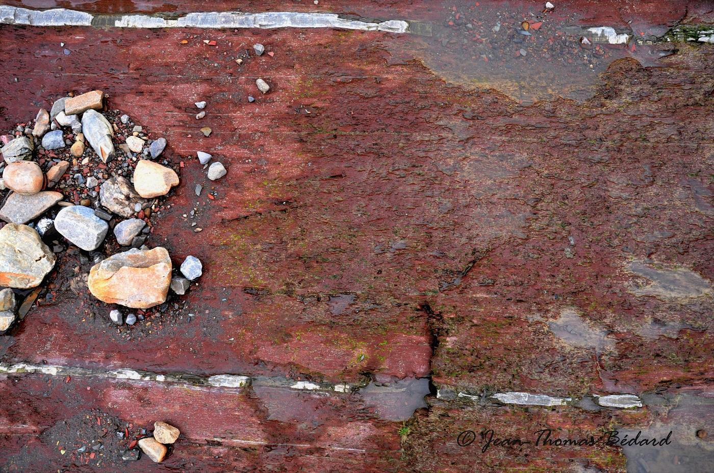 Plaine rouge - L'Islet-sur-Mer 2013