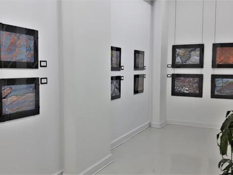 Exposition au Centre d'exposition Boréart, à Granby du 11 janvier au 4 février 2018.