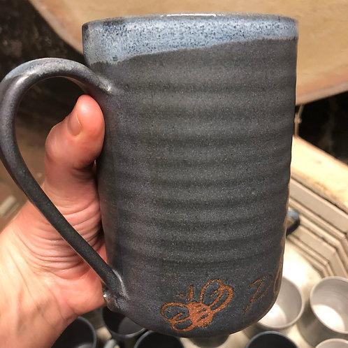 Bee Positive Mug