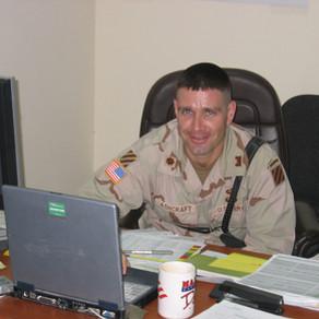 Lieutenant Colonel Paul V. Ashcraft