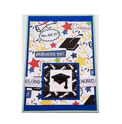 Congrats Grad card.