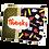 Thumbnail: Thanks card.