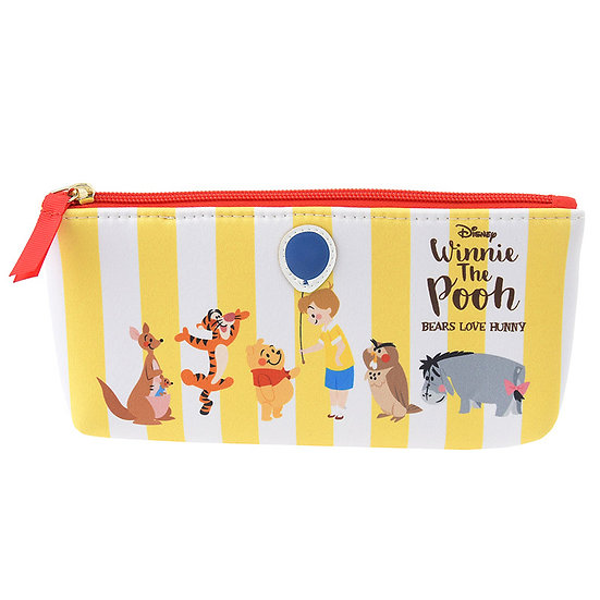 Make-up Pouch Collection : Winnie the Pooh & Friends Story Book Pouch