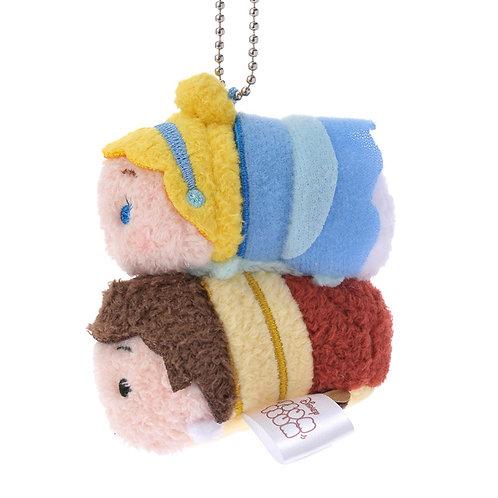 Tsum Tsum Stack Stack Series: Cinderella & Prince
