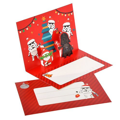 Christmas Card Star Wars