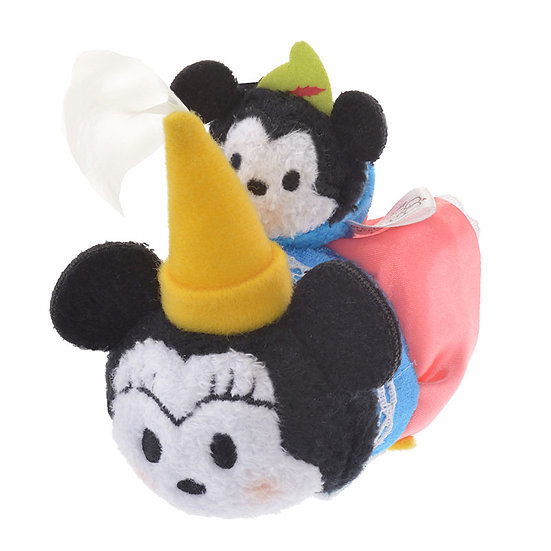 Old Series Tsum Tsum -Minnie Style 2 - Minnie Mickey's Giant