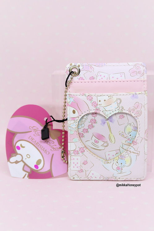 Card Case Collection : My Melody Alice in wonderland theme Card  Case