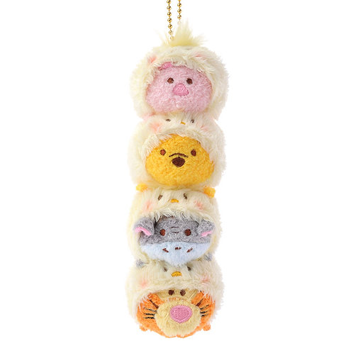 Tsum Tsum Stack Stack- Easter Series: Pooh&friend